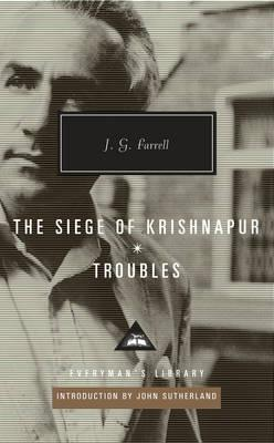 Troubles / The Siege of Krishnapur - Farrell, J. G. (James Gordon), and Sutherland, John (Introduction by)