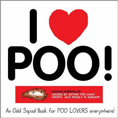 I Love Poo! - Plenderleith, Allan