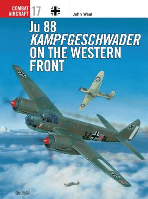 Ju 88 Kampfgeschwader on the Western Front -