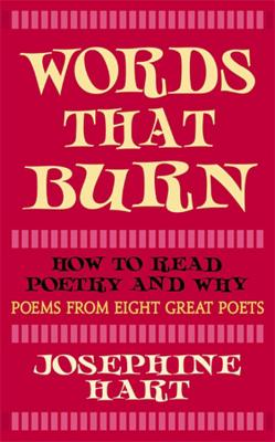 Words That Burn - Hart, Josephine