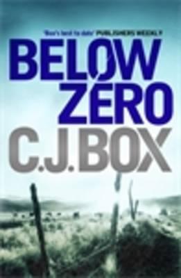 Below Zero - Box, C. J.