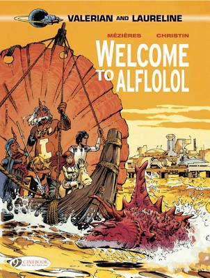 Welcome to Alflolol: Valerian Vol. 4 - Christin, Pierre