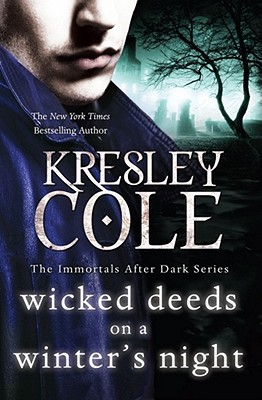 Wicked Deeds on a Winter's Night book cover, book by Kresley Cole
