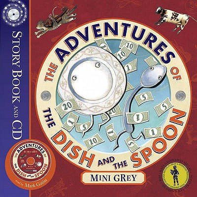 The Adventures of the Dish and the Spoon - Grey, Mini