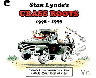 Grass Roots: 1998-1999 - Lynde, Stan
