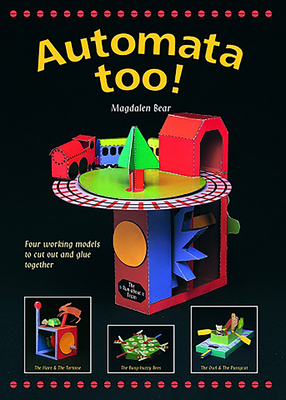 Automata Too! - Bear, Magdalen