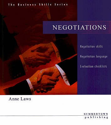 Negotiations - Laws, Anne