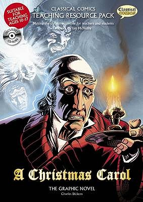 A Christmas Carol Teaching Resource Pack - McNeilly, Ian, and Collins, Mike (Illustrator), and Roach, David (Illustrator)