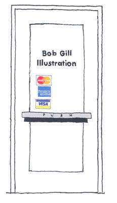 Bob Gill Illustration - Gill, Bob