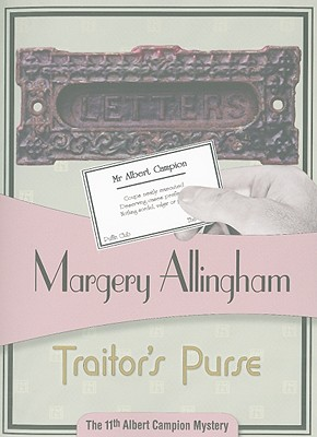 Traitor's Purse - Allingham, Margery