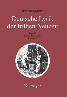 Liebeslyrik - Kemper, Hans-Georg