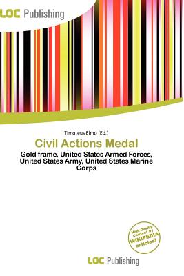 Civil Actions Medal - Elmo, Timoteus (Editor)