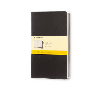 Squared Cahier: Large - Moleskine