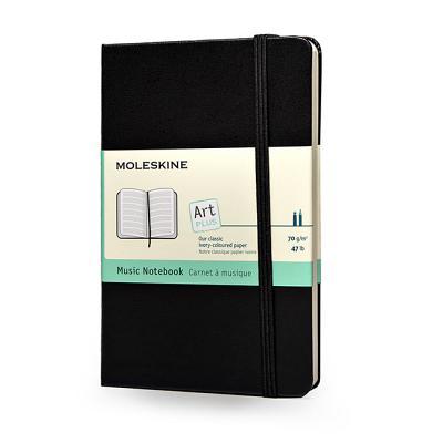 Moleskine Music Notebook - Moleskine (Creator)