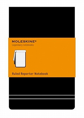 Moleskine Ruled Reporter Notebook - Moleskine (Creator)