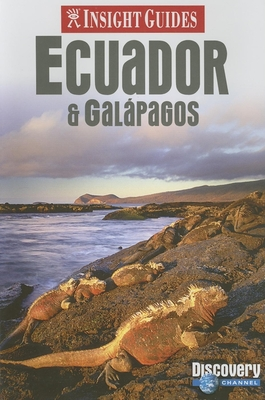 Insight Guides Ecuador & Galapagos - Lawrence, Rachel (Editor), and Bell, Brian (Editor)