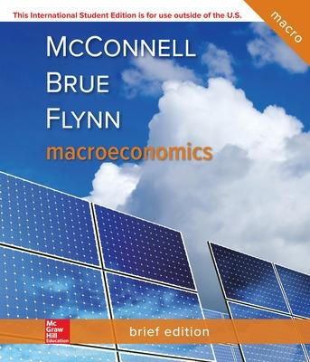 ISE Macroeconomics, Brief Edition - MCCONNELL