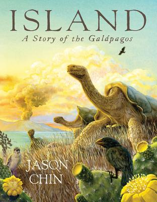 Island: A Story of the Galapagos - Chin, Jason