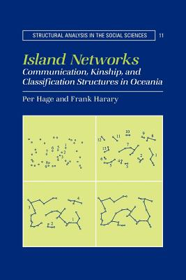 Island Networks: Communication, Kinship, and Classification Structures in Oceania - Hage, Per