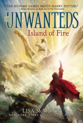 Island of Fire - McMann, Lisa