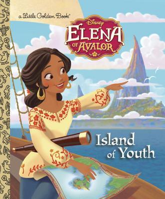 Island of Youth (Disney Elena of Avalor) - Katschke, Judy
