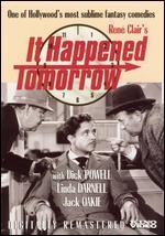 It Happened Tomorrow - René Clair