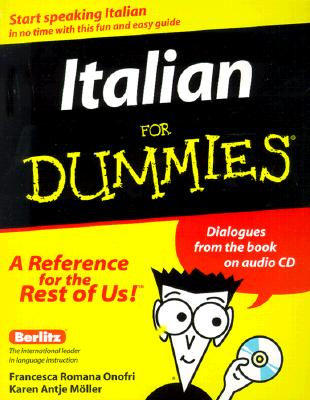 Italian for Dummies - Onofri, Francesca Romana, and Moller, Karen Antje