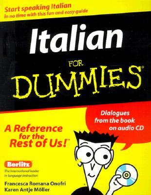 Italian for Dummies - Onofri, Francesca Romana, and Moller, Karen Antje