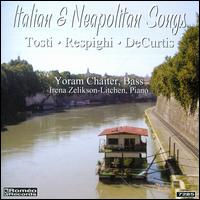 Italian & Neapolitan Songs - Irena Zelikson-Litchen (piano); Yoram Chaiter (bass)