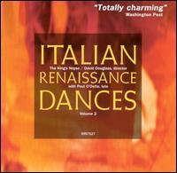 Italian Renaissance Dances, Vol. 2 - Ellen Hargis (soprano); King's Noyse; Nancy Mayer (alto); Paul O'Dette (lute); David Douglass (conductor)