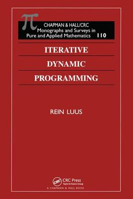 Iterative Dynamic Programming - Luus, Rein