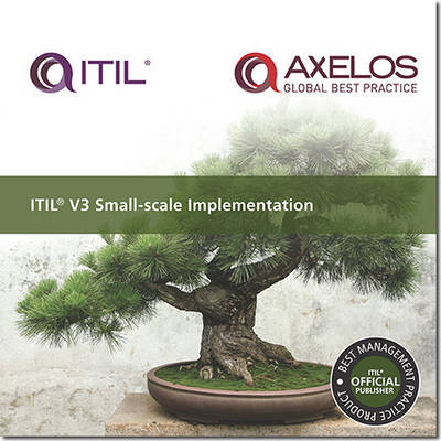 Itil V3 Small-Scale Implementation Book - U K Stationery Office
