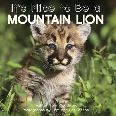 It's Nice to Be a Mountain Lion - Woodward, Molly, and Leeson, Pat And Tom (Photographer)