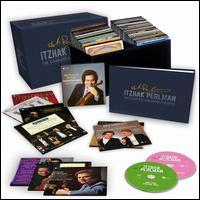 Itzhak Perlman: The Complete Warner Recordings -