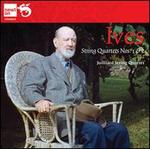 Ives: String Quartets Nos. 1 & 2