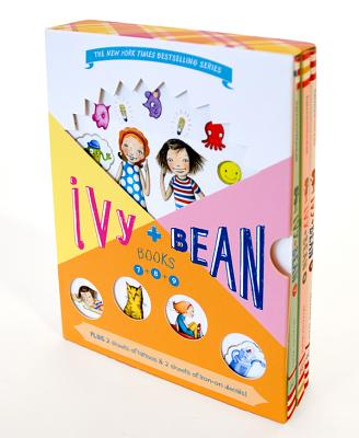 Ivy & Bean Boxed Set: Books 7-9 (Books about Friendship, Gifts for Young Girls) - Barrows, Annie