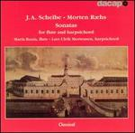 J.A. Scheibe, Morten Ræhs: Sonatas for flute and harpsichord
