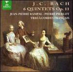 J.C. Bach: 6 Quintets - Aurèle Nicolet (flute); Eberhard Finke (cello); Edith Picht-Axenfeld (harpsichord); Jean-Pierre Rampal (flute);...