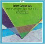 J.C. Bach: Piano Concertos, Opp. 13, Nos. 4-6, & 14