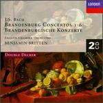 J.S. Bach: Brandenburg Concertos 1-6