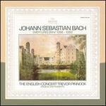J.S. Bach: Overtures BWV 1066-1069