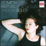 J.S. Bach: Partitas for Violin