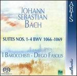J.S. Bach: Suites Nos. 1-4, BWV 1066-1069