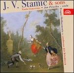 J.V. Stamic & Sons: Viola Concertos