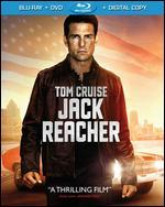 Jack Reacher [Blu-ray/DVD] [Includes Digital Copy]