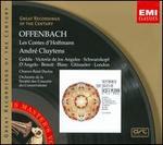 Jacques Offenbach: Les Contes d'Hoffmann - André Mallabrera (vocals); Christiane Gayraud (vocals); Elisabeth Schwarzkopf (vocals); Ernest Blanc (vocals);...