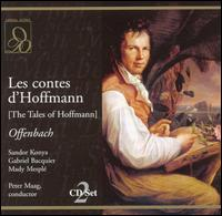 Jacques Offenbach: Tales of Hoffman - Gabriel Bacquier (vocals); Heather Harper (vocals); Mady Mesplé (vocals); Nino Falzetti (vocals); Noemi Souza (vocals);...