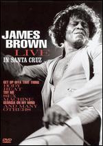 James Brown: Live in Santa Cruz