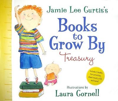 Jamie Lee Curtis's Books to Grow by Treasury - Curtis, Jamie Lee