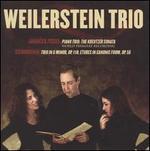 Janácek/Coxe: Piano Trio - The Kreutzer Sonata; Schumann: Trio in G minor, Op. 110; Etudes in Canonic Form, Op. 56